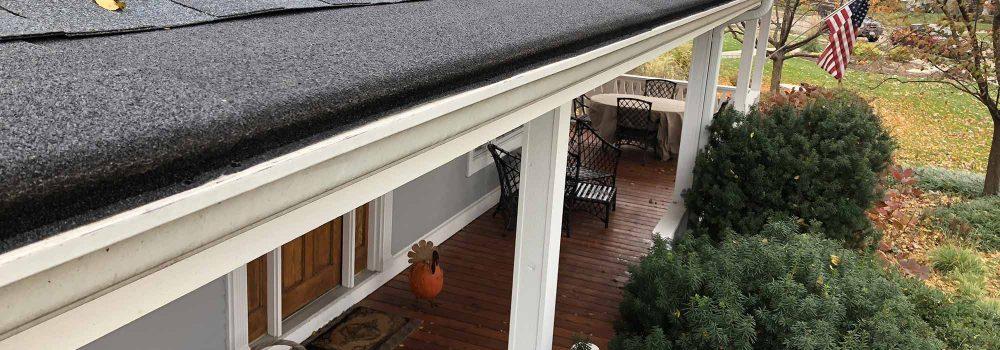 gutter gaurds & gutter protection northern virginia - designer windows and siding
